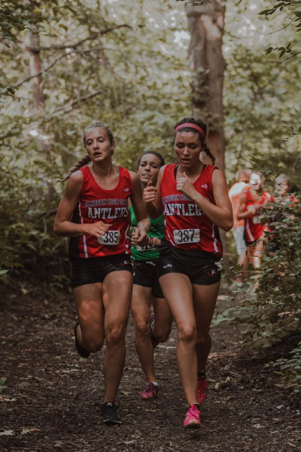 Cross Country Storms Plattsmouth Invitational