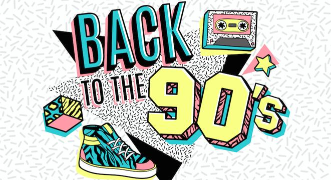 The Ultimate 90's Playlist