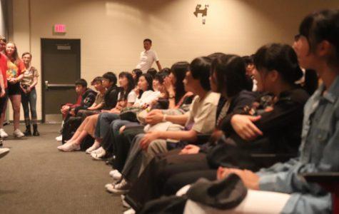 Japanese Students Visit Elkhorn