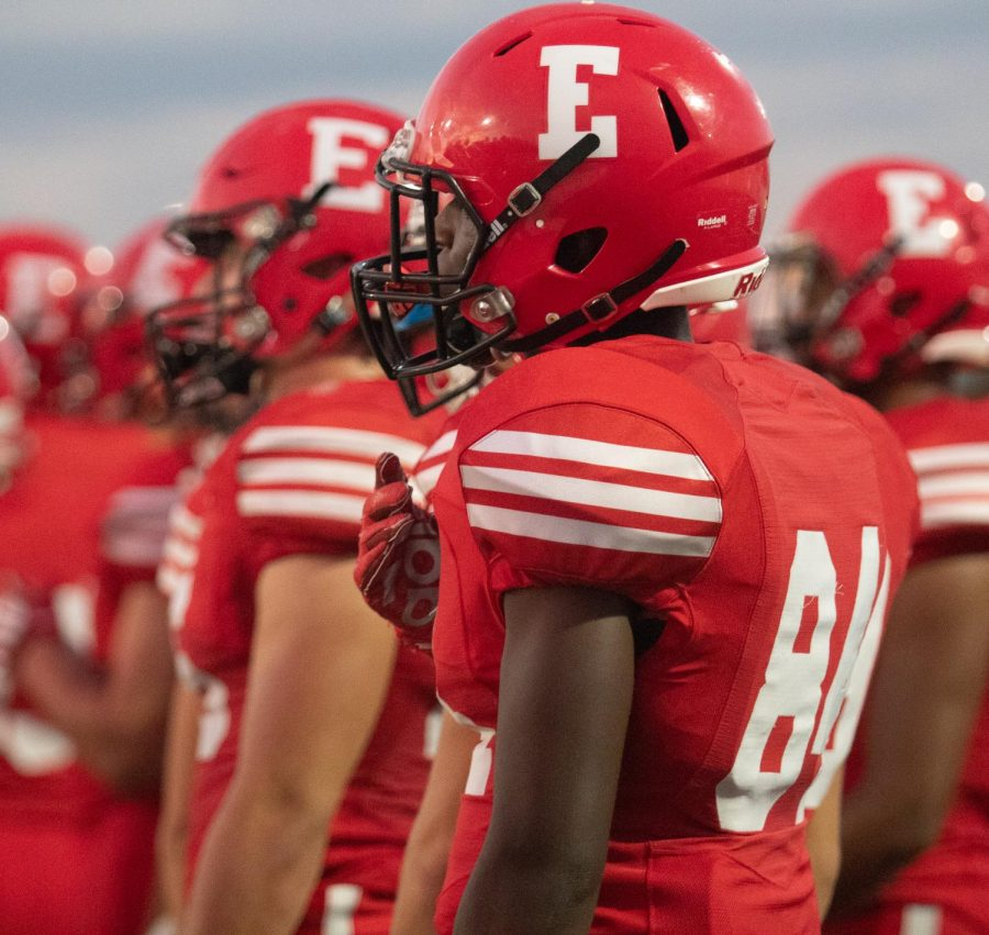 Antlers Beat the Silver Hawks: Homecoming 2019