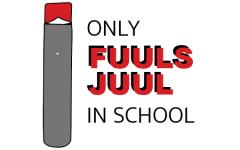 Only Fuuls Juul In School