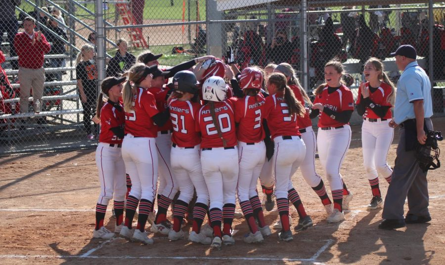 Softball Finishes Second at State