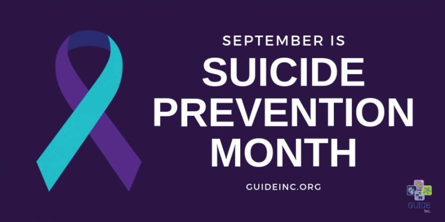 September Was Suicide Prevention Month