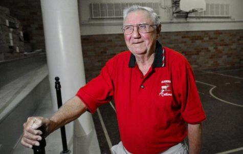 Gene Kruger, courtesy of the Omaha World Herald.