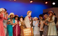 Music Man Hits the Stage