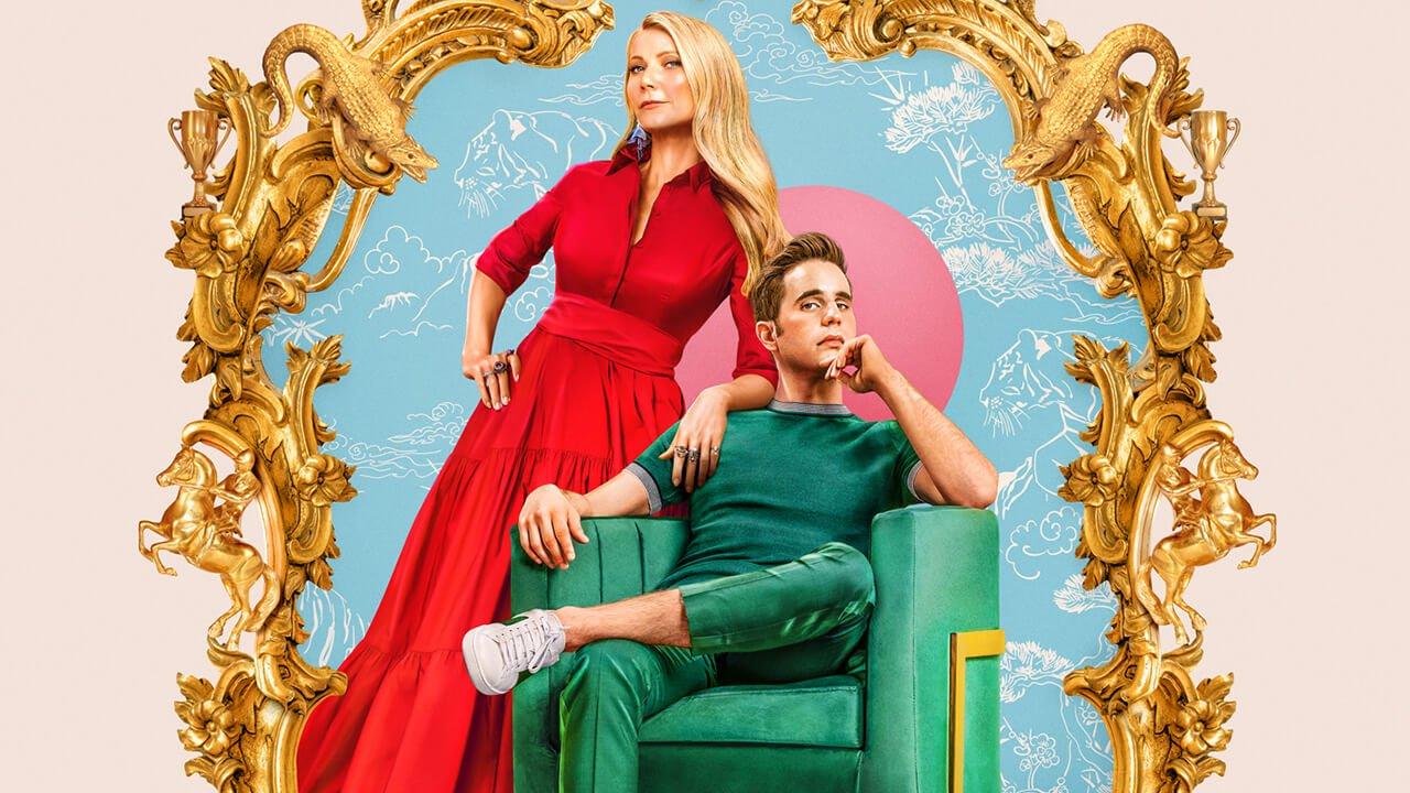 Ben Platt and Gwyneth Paltrow play an iconic mother-son duo in Netflix's latest series.