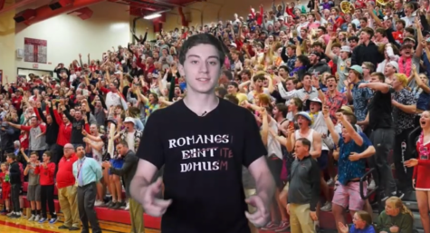 Virtual Homecoming Pep Rally
