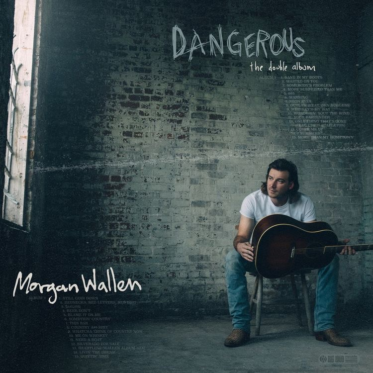 Morgan Wallen released his second album, Dangerous: The Double Album.