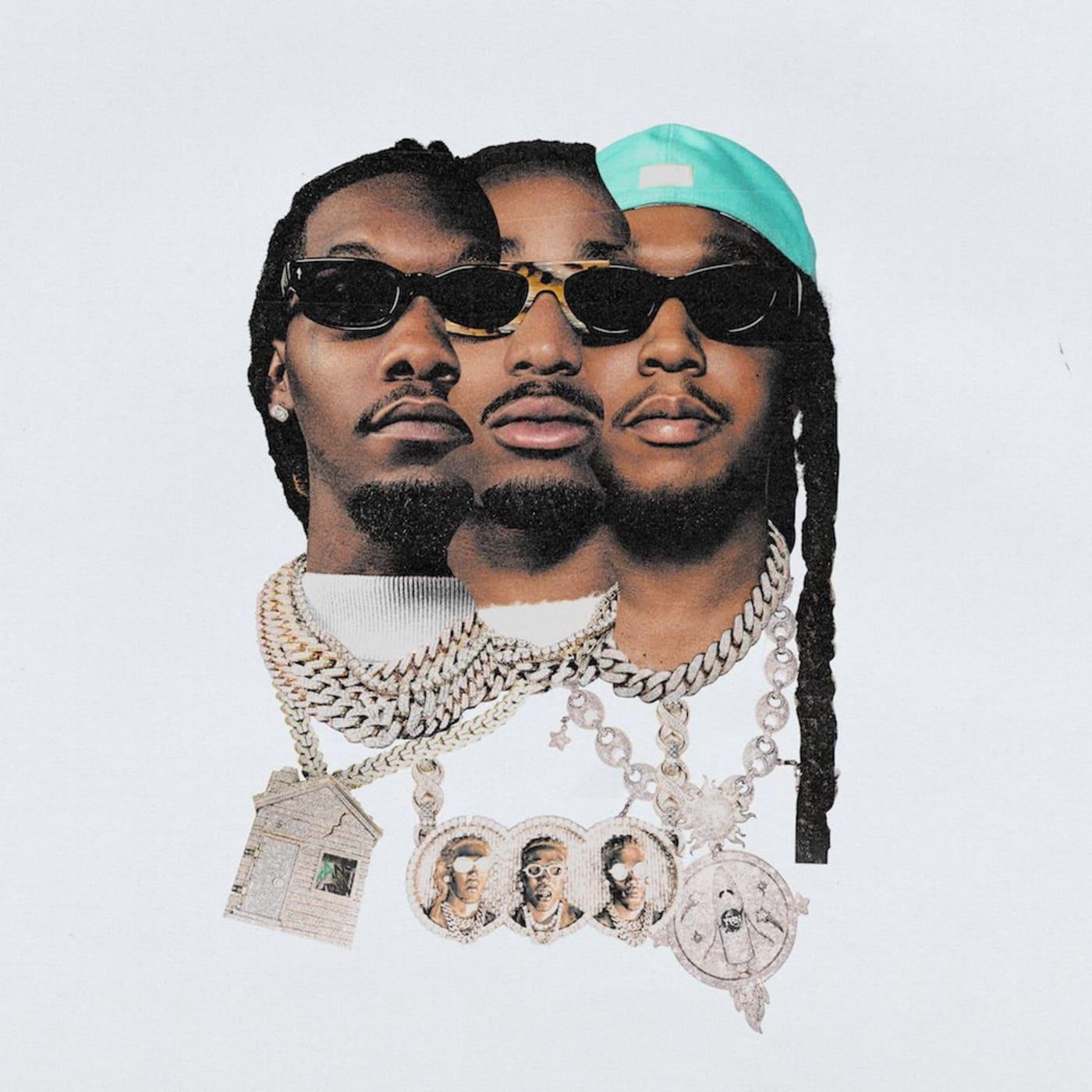 Album cover for Culture iii