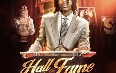 Polo G's cover for Hall of Fame.