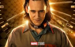 Tom Hiddleston starring as Loki in the new show.