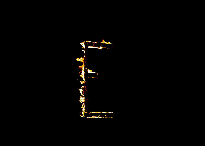 The Flaming E
